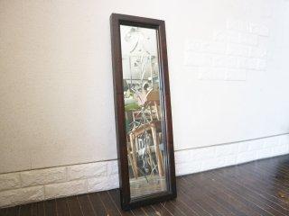 英国 アンティーク ミラー 装飾 イギリス THE GLOBE ANTIQUES 取扱 鏡 ウォールミラー ◎