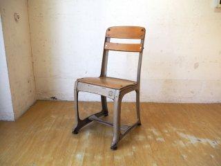 US ビンテージ アメリカンシーティング American Seating Company スクールチェア ENVOY School chair 50年代 ★