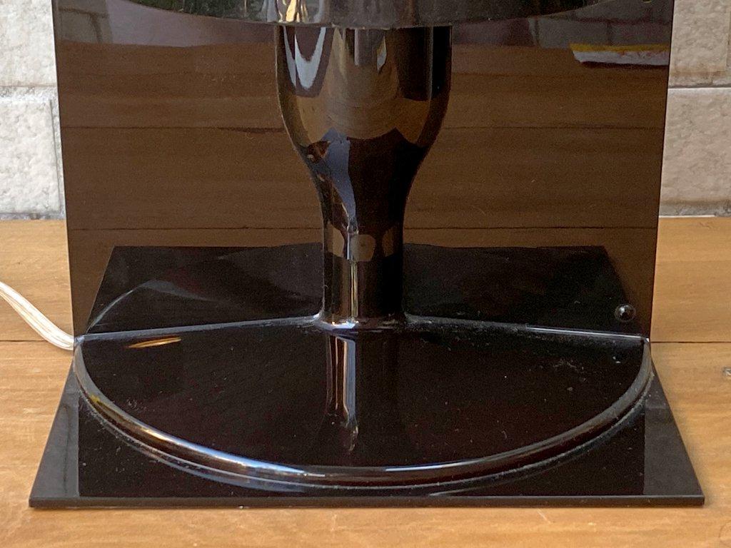 カルテル Kartell テイク TAKE テーブルランプ ポリカーボネート製 ブラック フェルチョ・ラヴィアーニ デイタリア ■
