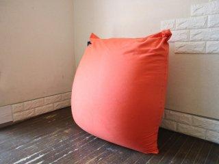 ヨギボー yogibo ミニ プレミアム Mini PRO-MIN-OG  ビーズクッション ソファ オレンジ 定価¥29,480- ◎