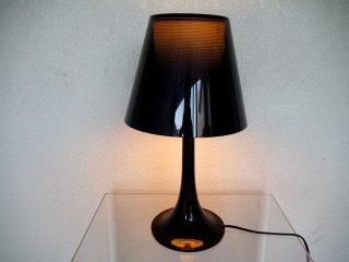 フロス FLOS ミス K MISS K テーブルランプ 調光機能付 ブラック フィリップ スタルク ◇