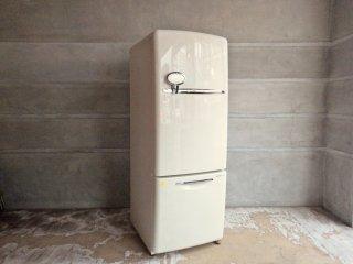 ナショナル National ウィル WiLL FRIDGE mini パーソナルノンフロン冷凍冷蔵庫 フリッジミニ ホワイト 廃盤 2003年製 162L オリジナル ♪