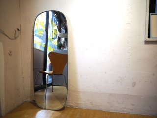 ムート MUUTO フレームド ミラー ラージ FRAMED MIRROR LARGE アンデルセン&ヴォル 鏡 ウォールミラー 壁掛 北欧デザイン 定価11万★