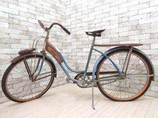 USビンテージ Vintage ジェー・シー・ヒギンズ J.C. Higgins トリコロールカラー 自転車 26インチ inch ディスプレイアイテム インテリアとして ●