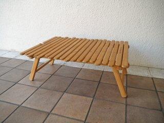 マウンテンリサーチ Mountain Research アナルコテーブル Anarcho Table 折りたたみテーブル ローテーブル アウトドア ◇