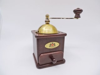 ザッセンハウス ZASSENHAUS サンホゼ SAN JOSE 旧154 コーヒーミル マホガニー ドイツ 参考定価14,700円 ●