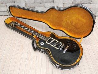 グレコ GRECO EG600P レスポールタイプ エレキギター ハードケース付き '77年製 国産ヴィンテージ ●