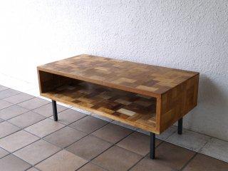 アクメファニチャー ACME Furniture トロイ コーヒーテーブル TROY COFFEE TABLE チーク古材 工業系 ◇
