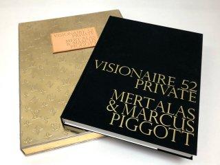 ルイ ヴィトン Louis Vuitton ヴィジョネア Visionaire No.52 Private アートブック シリアルナンバー1073 ●