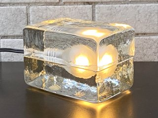 デザインハウスストックホルム DESIGN HOUSE stockholm ブロックランプ BLOCK LAMP Sサイズ 希少 ポルトガル製 ハッリ・コスキネン MoMA ■