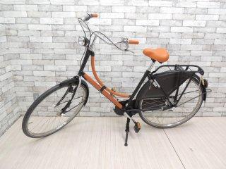 エルメス × バタブス Hermes × batavus 希少 自転車 7段変速 展示美品 タグ付き 定価:約55万円 ●