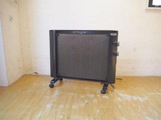 デロンギ DeLonghi マイカパネルヒーター HMP900J-B  2〜6畳 薄型 軽量 即暖型 暖房器具 メッシュ内清掃済 ★