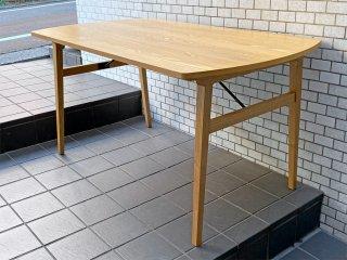 ウニコ unico クラルス CLARUS ダイニングテーブル アッシュ材 ナチュラル 北欧スタイル ■