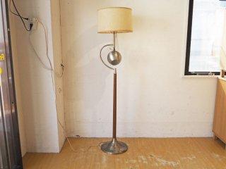 アメリカン ビンテージ US Vintage アトミックデザイン ミッドセンチュリー フロアランプ ATOMIC Design Floor Lamp ★