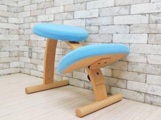 サカモトハウス SAKAMOTO HOUSE リボ Rybo バランスイージー balans Easy バランスチェア 学習椅子 姿勢矯正 カバー付 ●