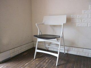 カルテル kartell ドリーチェア Dolly Chair プライウッドシート 折りたたみ アントニオ・チッテリオ 希少廃番 イタリア ◎