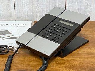 ヤコブ・イェンセン Jacob Jensen T-3 Telephone 電話機 モダン 北欧 デンマーク ■