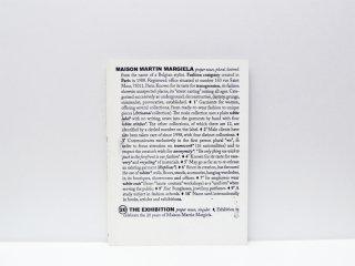 マルタン・マルジェラ Martin Margiela アーカイブ集 20 THE EXHIBITION 作品集 120ページ ソフトカバー 2008年 ●