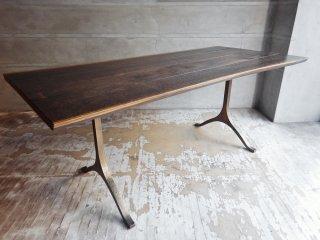 スクエアルーツ SQUARE ROOTS ネクサ NEXA ダイニングテーブル Journal Standard Furniture別注 フレンチオーク無垢材 定価:\198,000- ♪