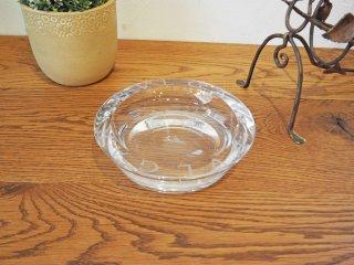 ブルガリ×ローゼンタール アッシュトレイ BLGARI × Rosenthal Ashtray 灰皿 クリスタルガラス ダブルネーム ★