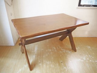 カリモク karimoku ルスティック RUSTIC ダイニングテーブル ダークブラウン ダッチカントリースタイル W120cm ★