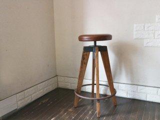 ジャーナルスタンダード ファニチャー journal standard furniture シノン CHINON ハイスツール カウンターチェア ◎