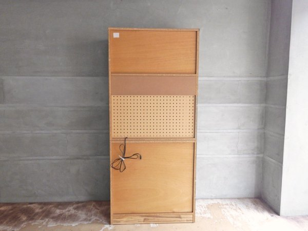 ウニコ unico ストラーダ STRADA キッチンボード レンジボード 食器棚 アッシュ材 W80cm 廃盤 ♪