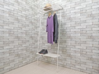 デュエンデ DUENDE ウォールハンガー WALL HANGER 壁掛け ハンガーラック ホワイト 定価¥22,000- ●