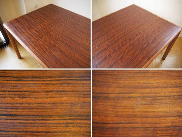 朝日木材加工 エッダ EDDA ダイニングテーブル チーク材突板天板 アカシア無垢材フレーム 高さ±4cm ★