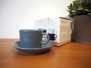 イッタラ iittala ティーマ カップ&ソーサー TEEMA C&S パールグレイ 150ml 未使用保管品 ★