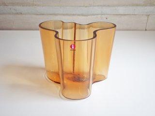 イッタラ iittala アルヴァ アアルト コレクション Alvar Aalto Collection ベース 120mm ブラウン ♪
