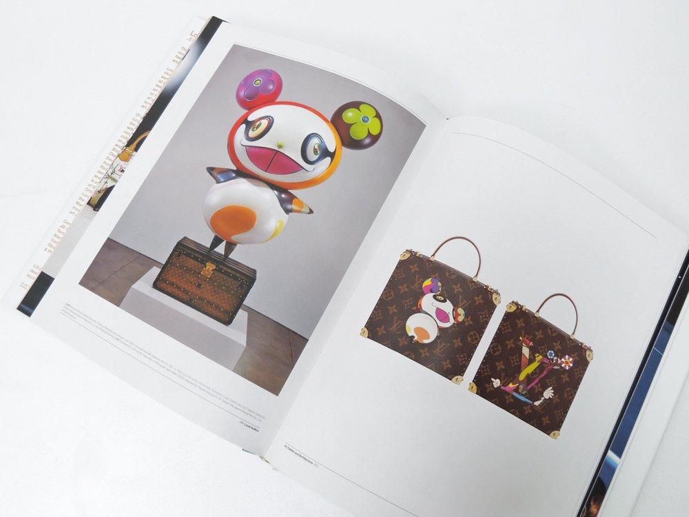 ルイヴィトン Louis Vuitton 「ルイ・ヴィトンのアート、ファッション、建築」 英語版 アートブック クリアケース付 元箱付 村上隆 定価:2.75万円 ●