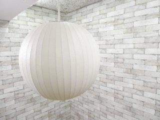 モダニカ MODERNICA  バブルランプ BUBBLE LAMP ボールペンダント S ジョージ・ネルソン George Nelson 参考定価:7.48万円  ●