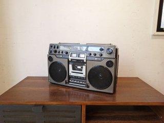 アイワ AIWA ラジカセ TPR-820 現状品 ビッグラジカセ 80年代 日本製 Old school HIPHOP ブレイクダンス ★