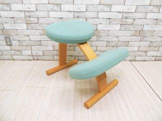 サカモトハウス SAKAMOTO HOUSE バランスイージー balans Easy バランスチェア 学習椅子 姿勢矯正 ノルウェー ●