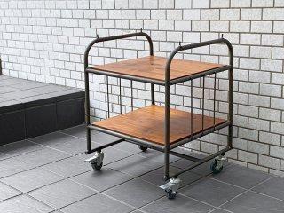 ジャーナルスタンダードファニチャー journal standard Furniture ジェントカート GENT CART Sサイズ サイドワゴン インダストリアル ■