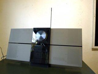 バング&オルフセン Bang&Olufsen B&O ベオ サウンド センチュリー Beo Sound Century スタンド付 B&O CD・カセット・FMラジオデッキ デンマーク ★