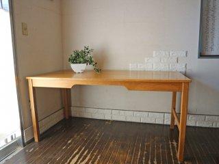ソボーモブラー soborg mobler SM-70 オーク材 ワークデスク テーブル w155 ボーエ・モーエンセン Borge Mogensen デンマーク ◎