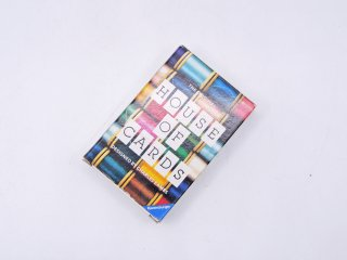 チャールズ・イームズ Charles Eames ハウスオブカード HOUSE OF CARDS カードの家 54+2枚 説明書付 おもちゃ 知的玩具 MoMAストア取扱  ●