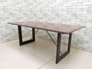 カリモク karimoku ダイニングテーブル 無垢集成材天板 W180cm アーバンスタイル ●