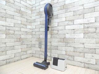 シャープ SHARP  コードレスサイクロン CORDLESS CYCLONE FREED フリード 充電式掃除機 コードレスクリーナー EC-SX21 ブルー  2015年製 ●