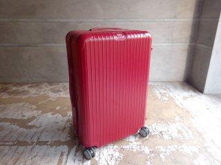 リモワ RIMOWA サルサ SALSA Multiwheel 86L スーツケース TSAロック 4輪 レッド ♪