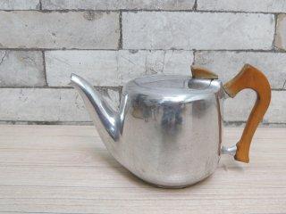 ピコウェア Picquot Ware ティーポット コーヒーポット ケトル 60s ビンテージ 英国 UK A ●