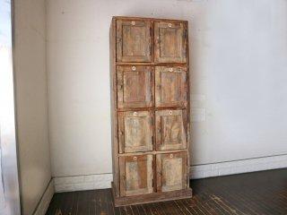 ジャーナルスタンダードファニチャー journal standard furniture ナンシー キャビネット ナンバリング 古材 ヴィンテージスタイル 棚 ◎