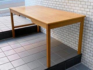 ソボーモブラー Soborg mobler SM-70 オーク材 ワークデスク テーブル ボーエ・モーエンセン Borge Mogensen 北欧 デンマーク ■