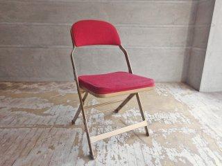 クラリン CLARIN フォールディングチェア 折り畳みチェア Folding chair フルクッション PFS パシフィックファニチャー 取扱 A ♪