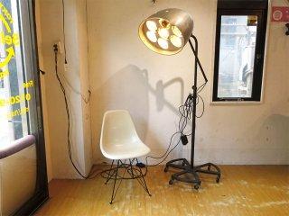 フランス 50's ビンテージ RG ルバロア インダストリアル フロアランプ RG LEVALLOIS Floor Lamp 工業デザイン ★
