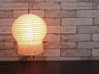 イサムノグチ Isamu Noguchi アカリ AKARI 2N テーブルランプ 和紙照明 ●