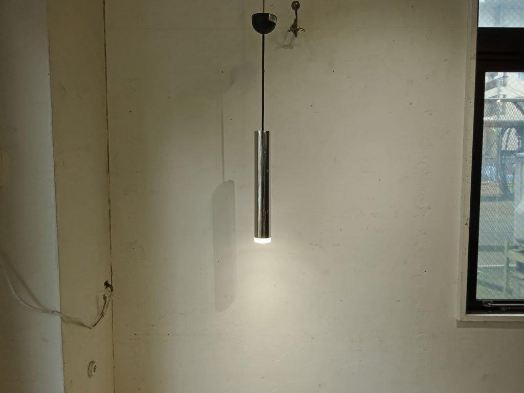 リンブルグ LIMBURG F8353N LED電球色 コード吊り ペンダントライト アルミ色 ドイツ シンプル モダン 定価15万 ヤマギワ取扱 ★