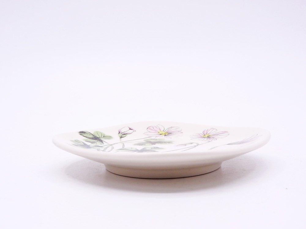 アラビア ARABIA ボタニカ Botanica ウォールプレート 飾り皿 コミヤマカタバミ oxalis acetosella エステリ・トムラ 北欧雑貨 ●